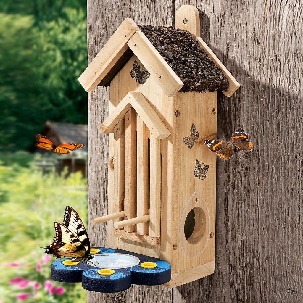 Домик для бабочек