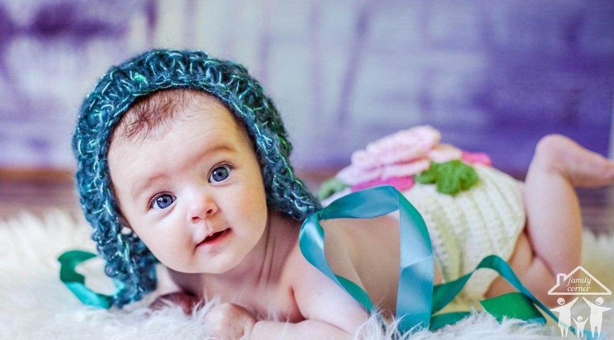 Девочка в вязаной шапочке  № 1822073  скачать