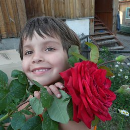 Полина, 16 лет, Усть-Пристань