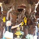 Деревянный храм Истины. Паттайя. 07.03.2012г. из альбома «Мои фотографии»