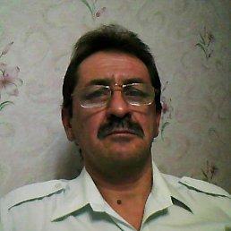 Владимир, 56 лет, Цюрупинск