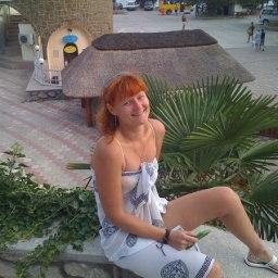 Оксана Коршикова, Москва, 42 года