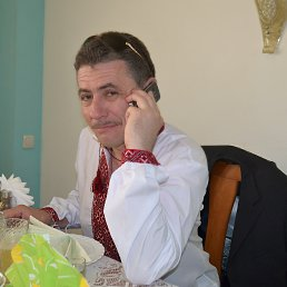 Виктор, 55 лет, Боярка