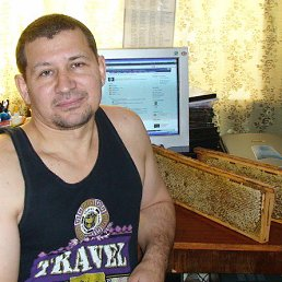 Владимир, Осинники, 56 лет