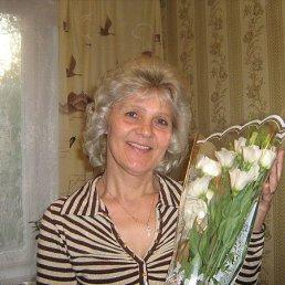 Любовь, 58 лет, Новокуйбышевск
