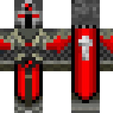 скины на майнкрафт рыцаря #9