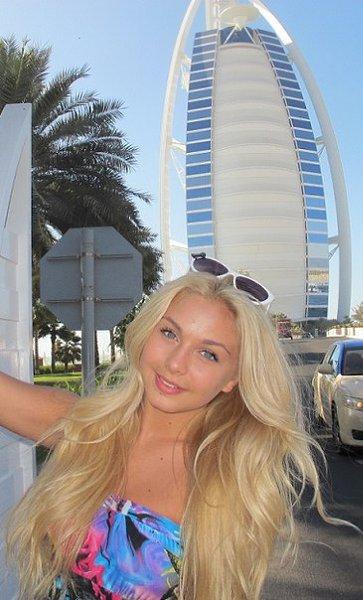 Фото любимого города: Дубай, ОАЭ - Катарина, 28 лет, Москва
