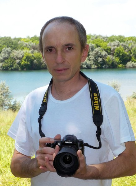 Стильное фото: и так все ясно ))) - Андрей, 51 год, Желтые Воды