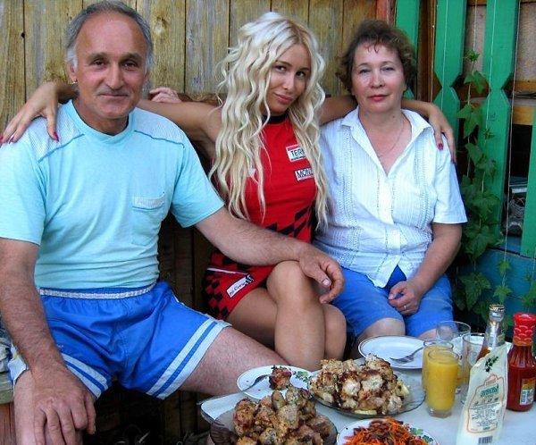 Фото - Моя семья: : Мои любимые родители - Ольга, Москва