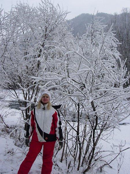 Зимнее фото: Зимняя сказка - Елена, Новосибирск