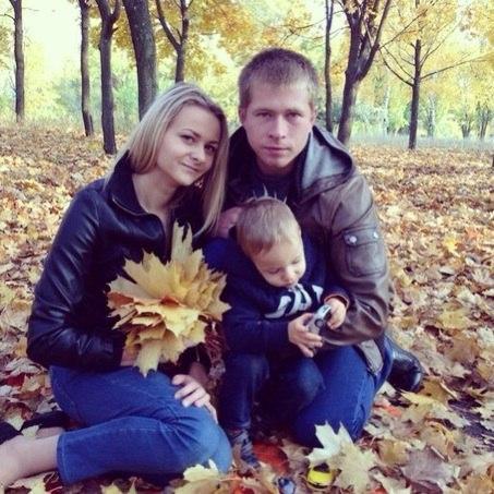 Фото - Моя семья: : Ната Шалённая, 27 лет, Днепропетровск