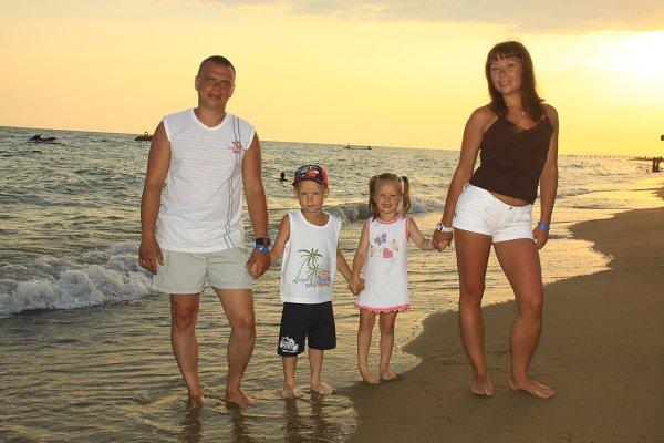 Фото - Моя семья: : Marina Kolchina, 36 лет, Санкт-Петербург