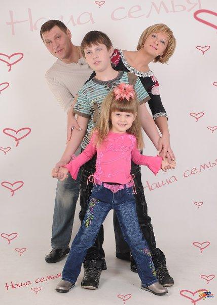 Фото - Моя семья: : сергей, 44 года, Благовещенск