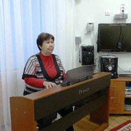 Галина, 64 года, Советский