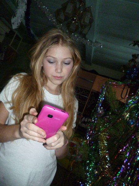 Фото подарка на Новый год: телефон - Виктория ****, Бакалы