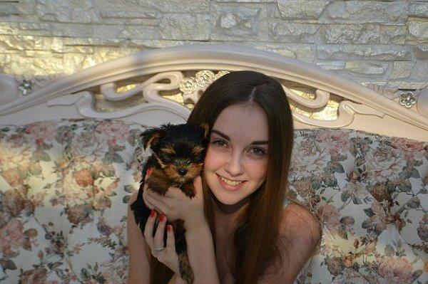 Фото подарка на Новый год: Ляля! - Nastya Proskurenko, 24 года, Киев