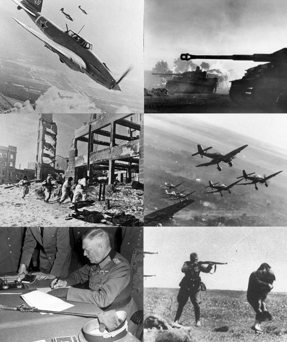 Вторая мировая война оказала огромное влияние на судьбы человечества. В ней участвовало 62 ...