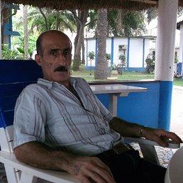 Levon, 55 лет, Джубга