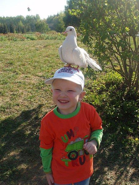 Фото в парке: племяник - Павел, 30 лет, Уфа