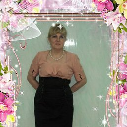 Лариса, Усть-Катав, 55 лет