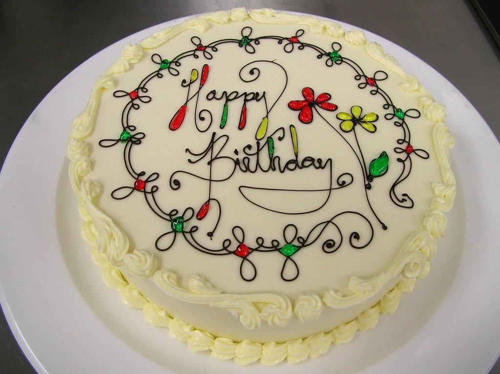 День рождения, торты на день рождения картинки карты на день рождения