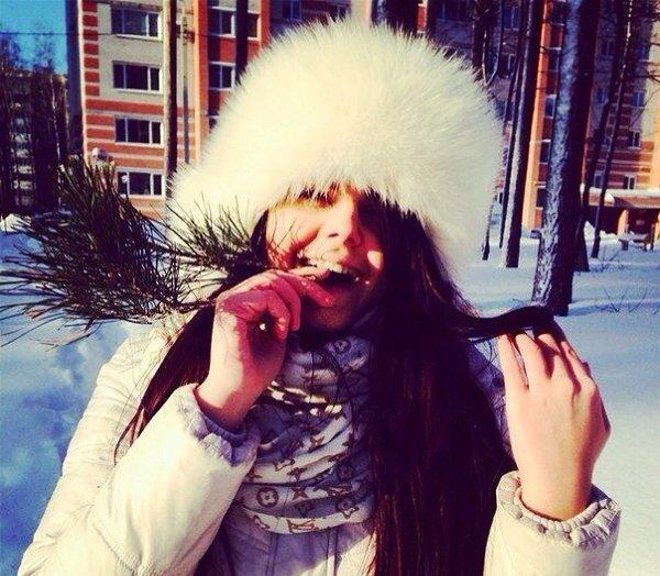 Смешные фото девушек (23 фото) - Анастасия, 21 год, Ульяновск