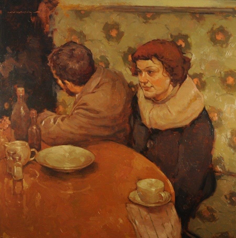 Человеческая нежность в картинах художника Джозефа Лорассо - 2