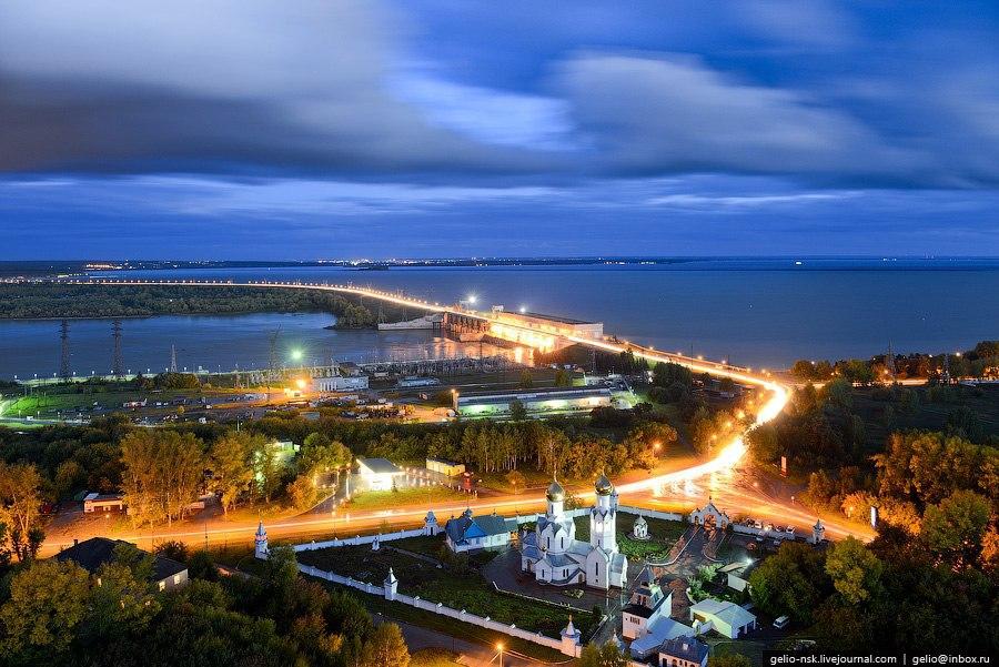 Новосибирск с высоты. - 10