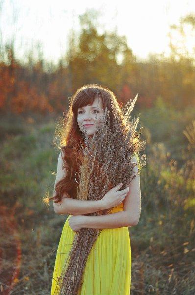 Фото: Альбина, Тамбов в конкурсе «Золотая осень»