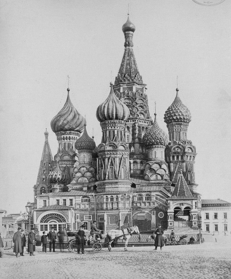 Дореволюционная Москва - 5
