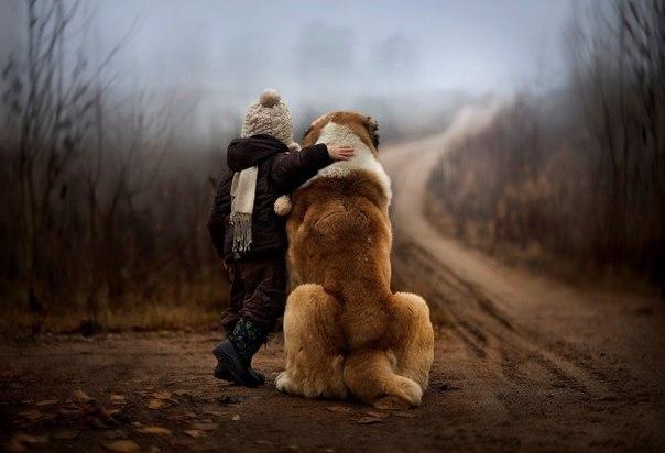 10 доказательств, что детям нужны домашние животные - 10