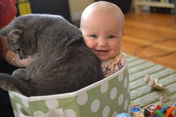 10 доказательств, что детям нужны домашние животные - 2
