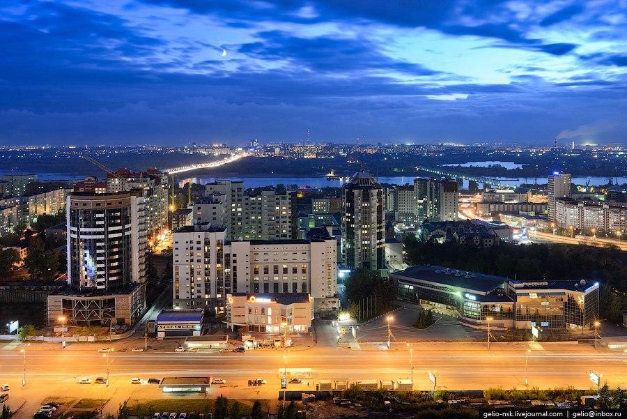 Новосибирск с высоты. - 9