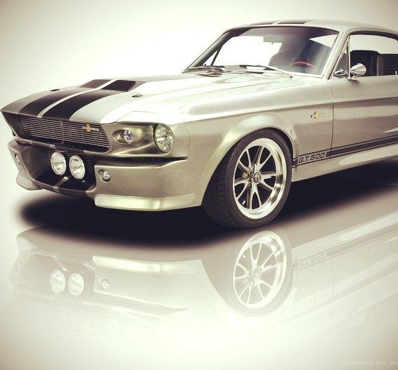 Ford Mustang GT500E Shelby Eleanor - 4