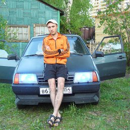 Антон, Москва, 33 года