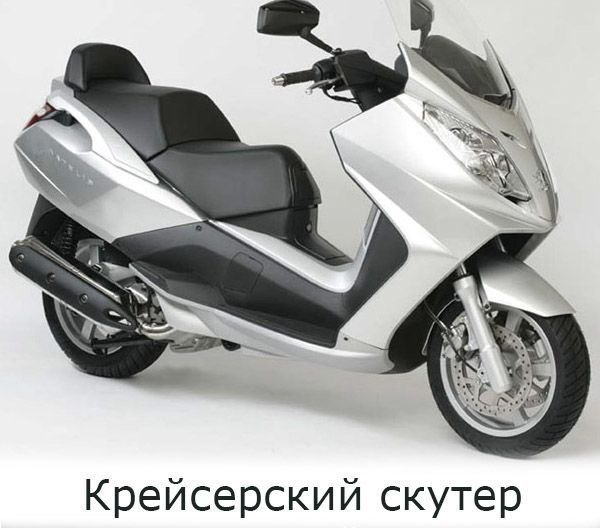 Классификация мотоциклов - 10