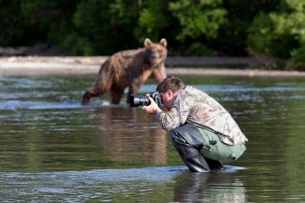 Суровые будни фотографа.Разглядывая превосходные фотографии в журналах и интернете, задумайтесь, ... - 10