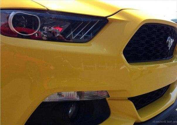 2015 Ford Mustang - 3