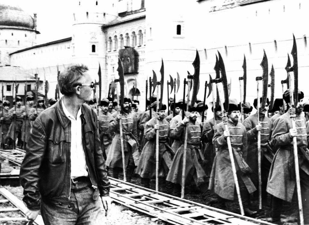 На съёмках фильма «Иван Васильевич меняет профессию» - 4