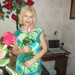 Чугунова-Тюрина Ольга60, 65 лет, Дружковка