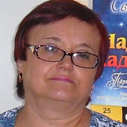 Наталья, Курган, 64 года