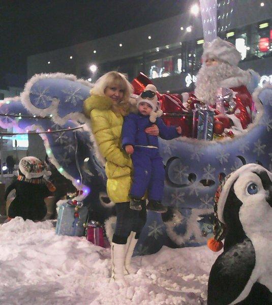 Фото: Ксюша, Алматы в конкурсе «На санках»