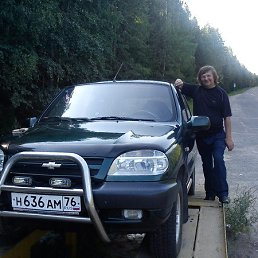 Юрий, 49 лет, Некоуз