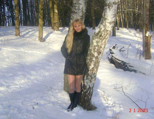 Фото: Таня, 45 лет, Алексин в конкурсе «Первый снег»