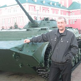 Сергей, Инсар, 43 года