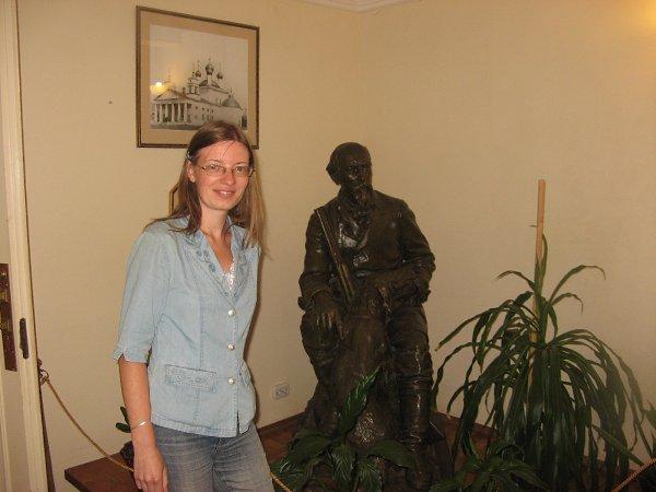 Фото: Мir@ge))) магнитики))), 41 год, Рыбинск в конкурсе «Памятник Человеку»