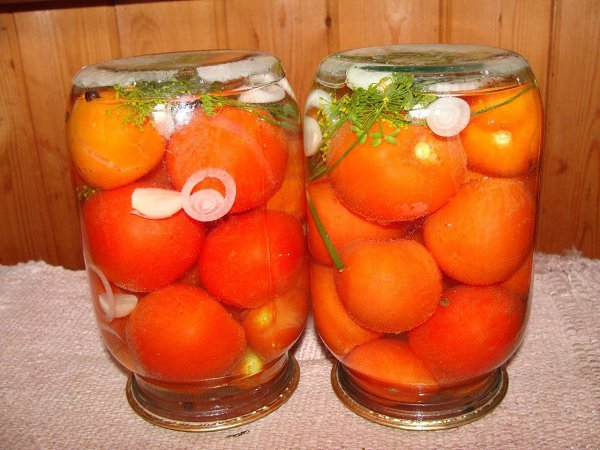 помидоры по польски на зиму рецепт с фото рыба обязательно должна