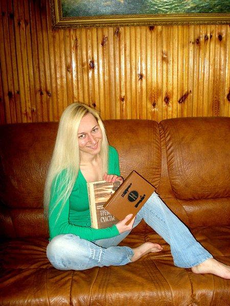 Фото: ЮЛЕЧКА, Минск в конкурсе «Люблю читать!»