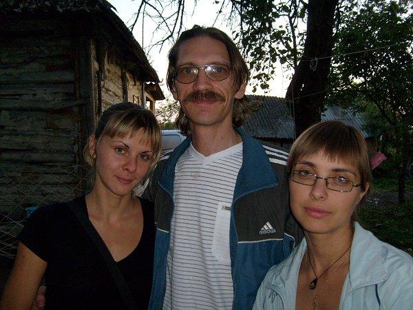 Фото: я и сестрички - Владимир 47_06, 52 года, Житомир