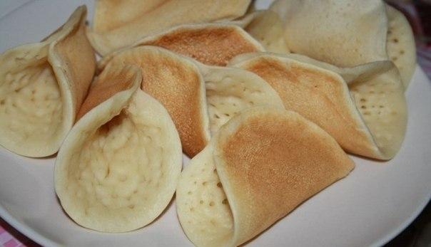 Катаеф (арабские блинчики).Катаеф – арабские блинчики, которые готовят в Египте, Сирии и Ливане. Они ... - 7
